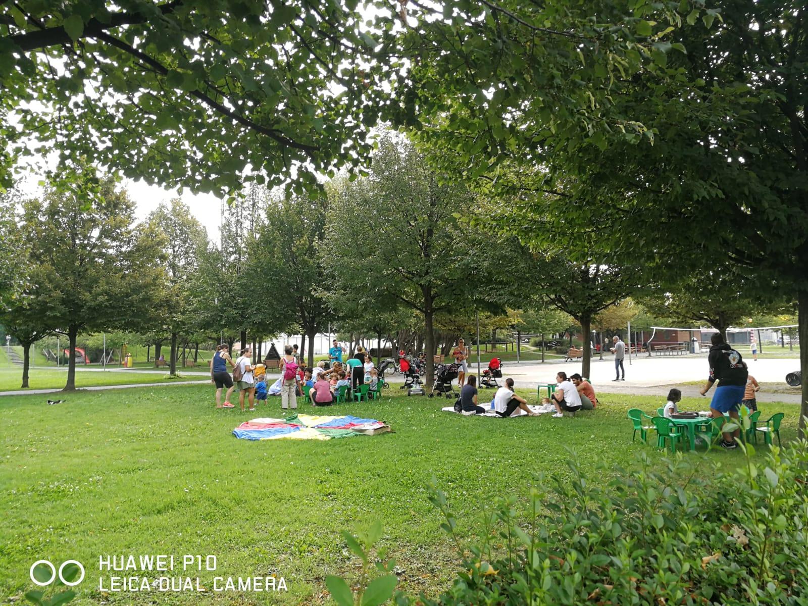 RANICA - Il parco di Via Conciliazione fa il bis, nuovo ...
