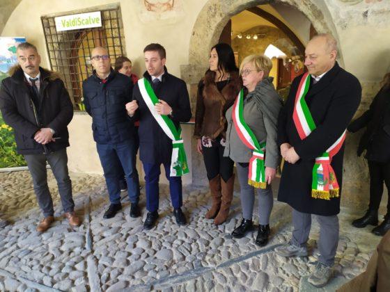 VILMINORE - Inaugurato il nuovo ufficio per il Turismo Val ...